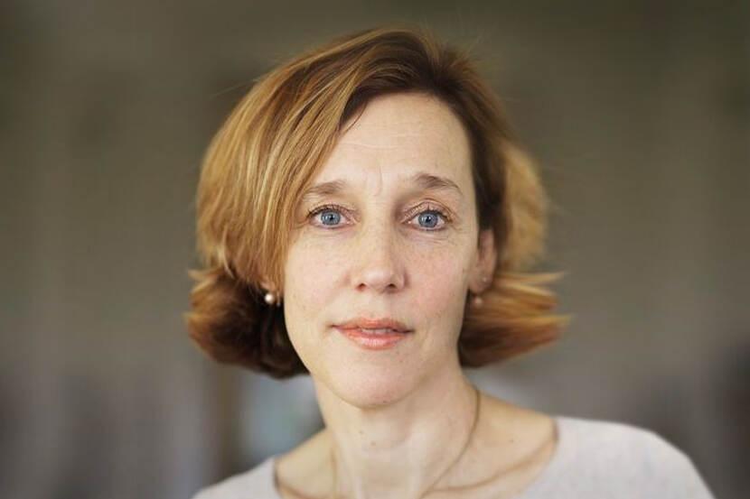 Portretfoto van Floortje Scheepers